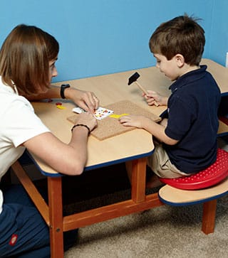 Occupational Therapy - Sensory Solutions Therapy