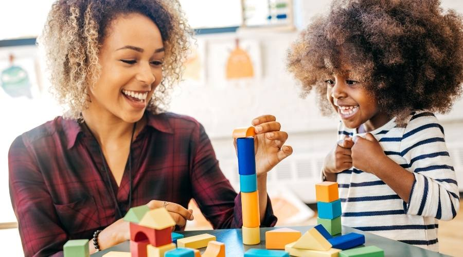 speech therapy for toddlers at Sensory Solutions Therapy